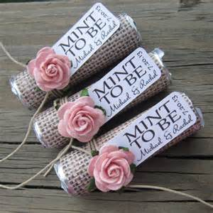 Wedding Favors Mints Uk by Wedding Favors Set Of 150 Mint Rolls Mint By