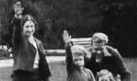 film queen nazi salute nazi salute pictures of edward viii go on sale uk news