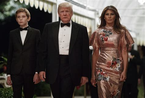 what to wear to a new year gala fashion notes melania is glitter at white