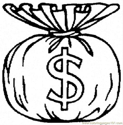 money coloring pages money color pages coloring home