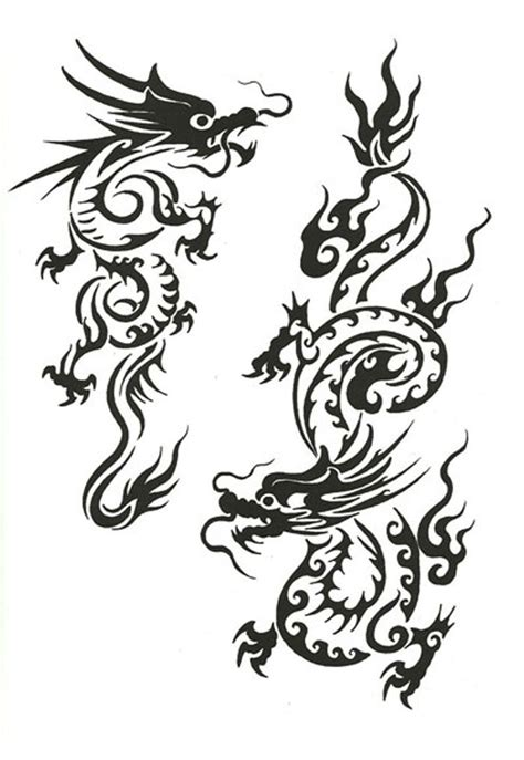 chinese tattoo ideas and chinese tattoo designs page 3 collection of 25 chinese symbols and dragon tattoo designs