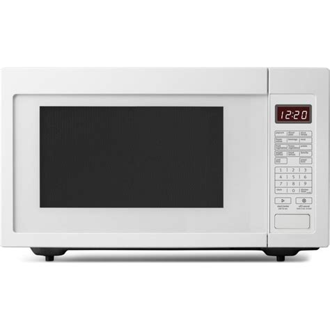 Maytag Countertop Microwave by Maytag Umc5165aw 1 6 Cu Ft Countertop Microwave With 1200 Cooking Watts Sensor Cook And