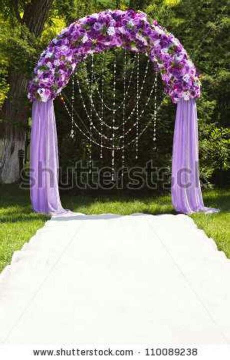 Wedding Arch Material by 1000 Images About Mesh Wedding Arch On