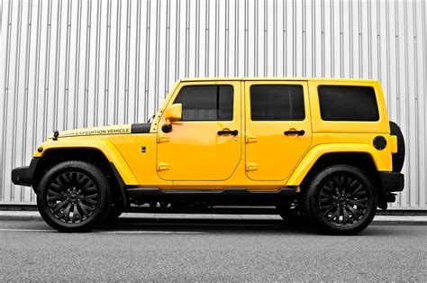 kahn jeep jeep wrangler sahara cj300 by kahn unveiled autoevolution