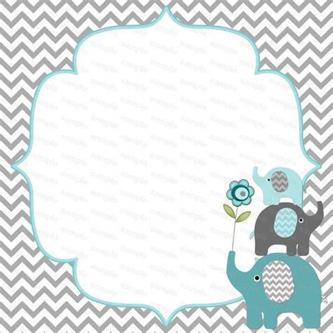 baby shower invitation templates for boys get free printable birthday invitations