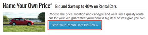 priceline bid bidding on priceline car rentals 4 priceline bidding tips