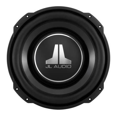 Speaker Subwoofer Jl jl audio 12tw3 d4 high performance 12 inch thin subwoofer
