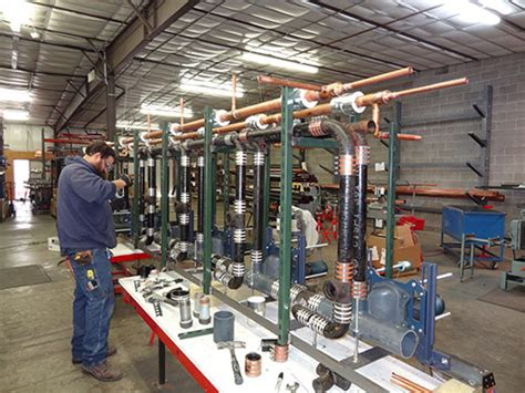 Carrier Plumbing by Prefabrication Commercial Construction Monona