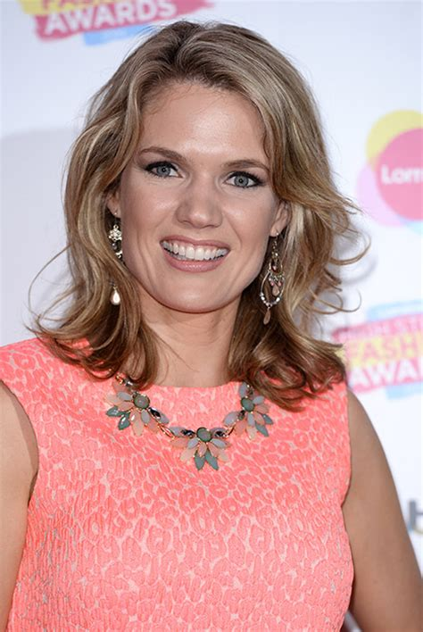 Charlotte Hawkins gives birth to her first child   Photo 4