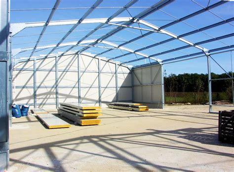 hangar metallique b 226 timents et abris m 233 talliques en kit hangars agricoles
