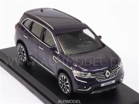 renault purple norev 518391 renault koleos 2016 purple 1 43