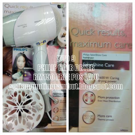 Hair Dryer Di Malaysia barbershop owner philips hair dryer