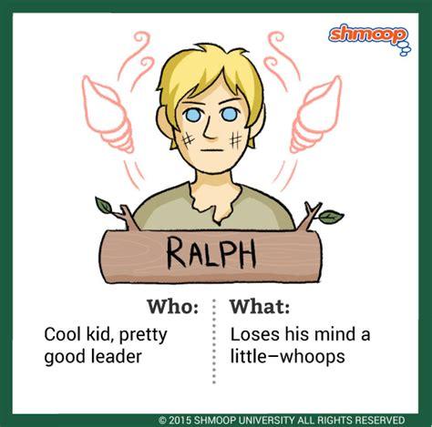 ralph  lord   flies chart