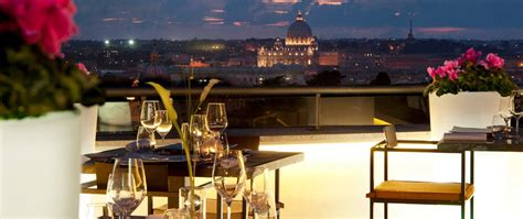 roof top bar rome best bars in rome best bars europe