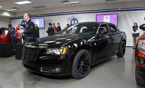 Chrysler 300 Mopar by Car And Driver