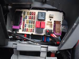technical 2002 1 2 8v lights fuses the fiat forum