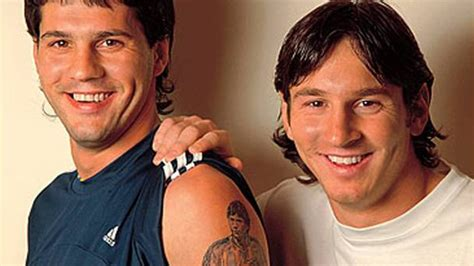 messi brother tattoo mat 237 as messi defends brother leo from argentina critics on