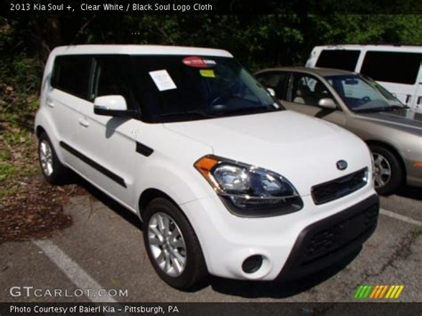 White Kia Soul For Sale Clear White 2013 Kia Soul Black Soul Logo Cloth