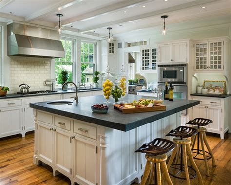 kitchen island decorating houzz