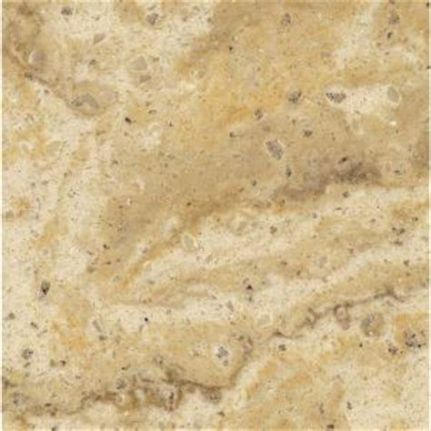 Home Depot Corian corian 2 in solid surface countertop sle in burled c930 15202bh the home depot