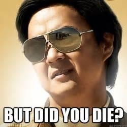 but did you die butdidyoudie1 twitter