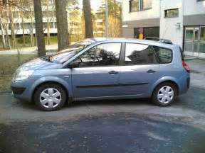 2005 Renault Scenic 2005 Renault Grand Scenic Pictures Information And