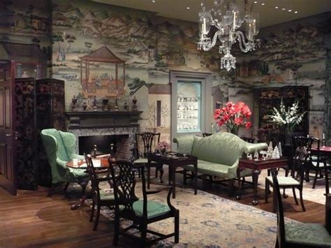 chapter  colonial revival interior design chinese