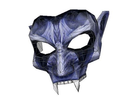 masker kain motif unicorn legacy of kain soul reaver raziel s mask free