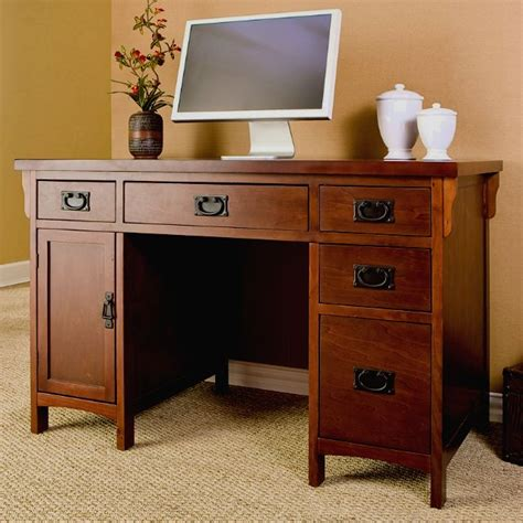 Craftsman Style Corner Computer Desk With Hutch 15 Mission Style Computer Desk With Hutch