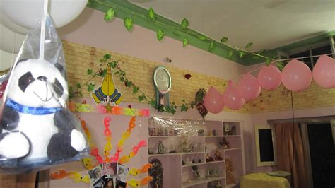 make your own home made crafts happy birthday decoration