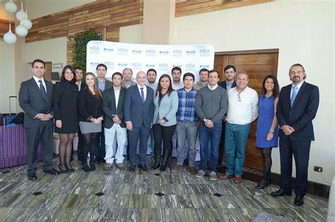 Mba Programs In Chile by Mba Mag 237 Ster En Gesti 243 N Empresarial De La Usm Comenz 243 Sus