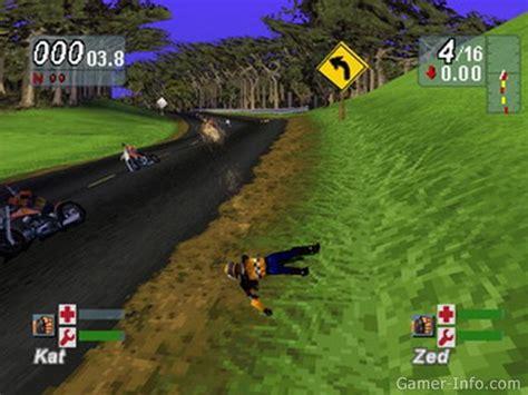 emuparadise road rash jailbreak road rash jailbreak 2000 video game