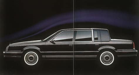 1989 chrysler new yorker 5th 1989 chrysler fifth avenue information and photos