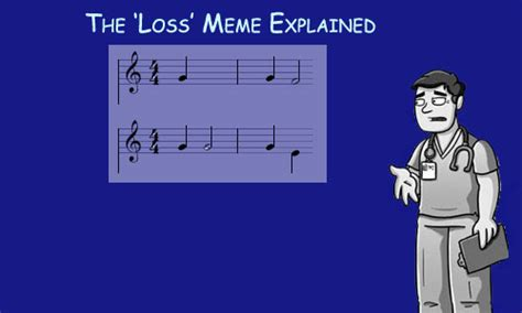 Meme Explainer - what is the loss meme explained