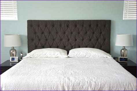 diy king tufted headboard king size headboard ideas home design ideas