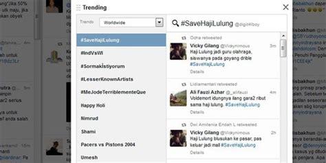 membuat npwp sehari jadi dalam sehari savehajilulung jadi trending topic dunia