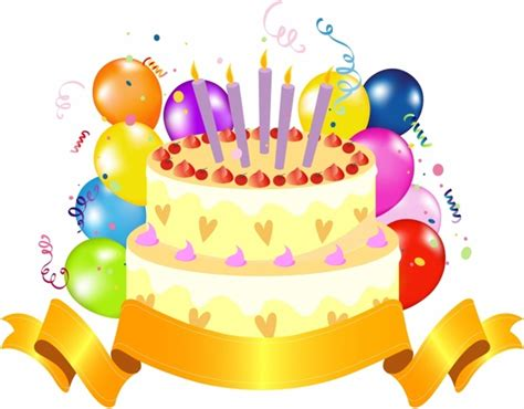 clipart compleanno gratis happy birthday cake clipart free vector 7 free