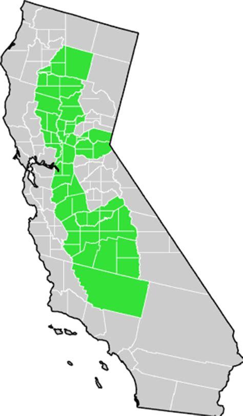 california map valley california centralvalley county map mapsof net