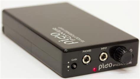 Headphone Lifier Portable head pico power portable headphone lifier review