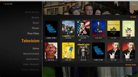 Plex Home Theater Plex Desktop App Rebranded As Plex Home Theater Adds