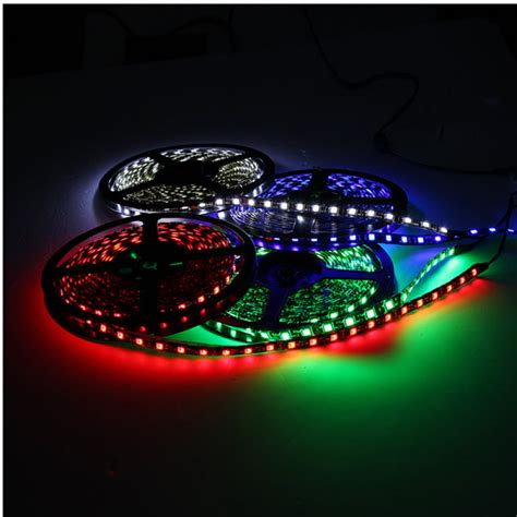 Led Car Light Strips Buy Waterproof 5m 300x5050 Smd Car Decoration Led Light Bazaargadgets