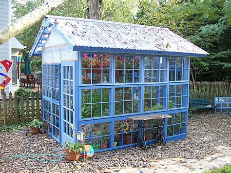 what are house wind0ws made 0ut of 10 greenhouses made from windows and doors home