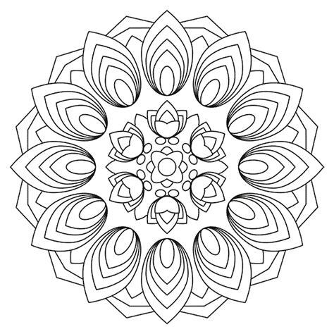 libro divine mandala coloring book libro para colorear mandalas para adultos newhairstylesformen2014 com