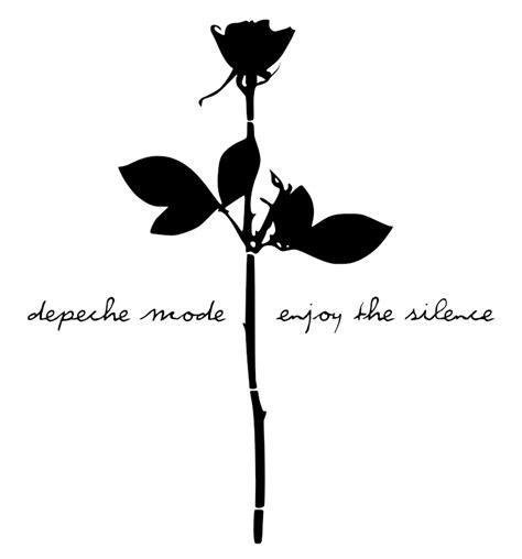 depeche mode rose tattoo enjoy the silence recherche