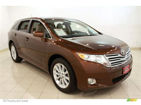 Toyota Venza Colors 2009 Sunset Bronze Mica Toyota Venza Awd 68579541