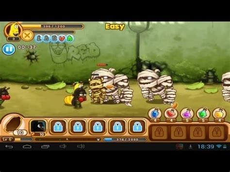game android larva mod larva heroes lavengers 2014 the game android gameplay