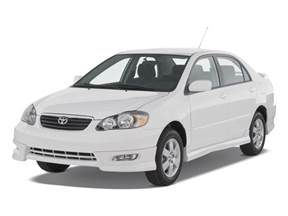 2008 Toyota Corolla Value 2008 Toyota Corolla Reviews And Rating Motor Trend