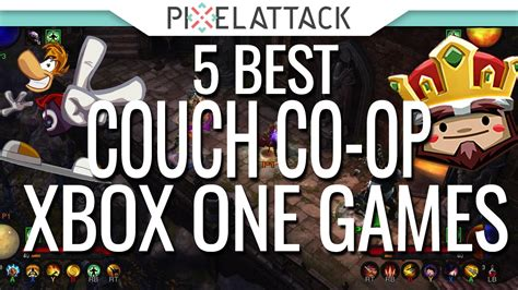 couch coop games 5 best couch co op xbox one games youtube