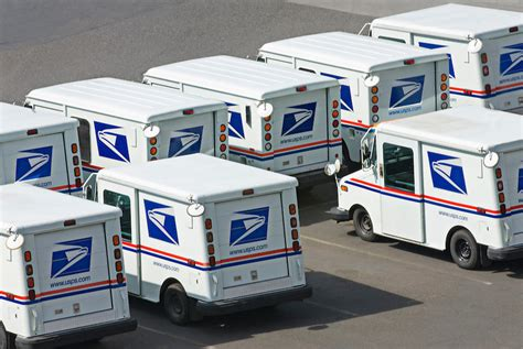 postal vehicles usps solicits bids for new delivery vehicles postalnews com