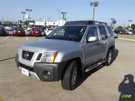 2010 silver lightning metallic nissan xterra se 64975629 gtcarlot car color galleries